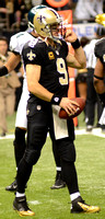 Saints QB Drew Brees: I thought the tempo was good. I thought the balance was good.
