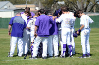 Ascension Catholic vs. Central Lafourche High School Baseball 2021 {Photographer Michael Tortorich}