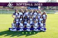 Ascension Catholic High School Softball 2021 {Photographer Michael Tortorich}