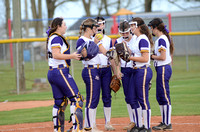 Ascension Catholic vs. White Castle High School Softball 2021 {Photographer Michael Tortorich}