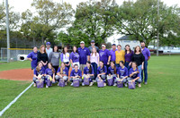 Ascension Catholic Middle School Softball 2021 {8th Grade Night}