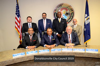 City of Donaldsonville Mayor and Council 2019
