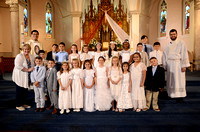 Ascension of Our Lord Church First Communion 2019