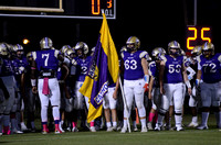 Ascension Catholic vs. White Castle High School Football 2020 {Photographer Michael Tortorich}