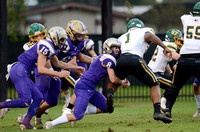 Ascension Catholic vs. Cedar Creek High School Football 2020 {Photographer Michael Tortorich}