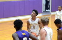 Ascension Catholic vs. Lutcher High School Basketball 2021 {Photographer Michael Tortorich}