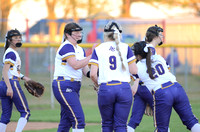 Ascension Catholic vs. Morgan City High School Softball 2021 {Photographer Michael Tortorich}