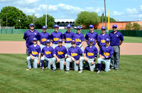 Ascension Catholic 8th Grade Baseball {Photographer Michael Tortorich}