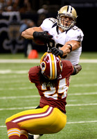 New Orleans Saints vs. Washington Redskins