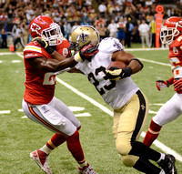 New Orleans Saints vs. Kansas City Chiefs
