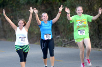 Chasing the Rainbeau 5K & 1-mile run in Grand Coteau