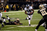 Philadelphia Eagles running back Bryce Brown
