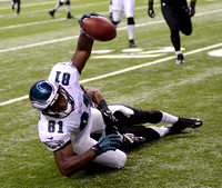 Philadelphia Eagles wide receiver Jason Avant