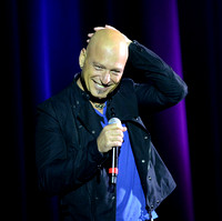 Howie Mandel standup comedy photos {Baton Rouge photographer Michael Tortorich}