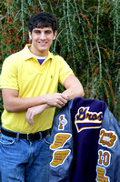 Thomas senior photos - Ascension Catholic High {Donaldsonville photographer Michael Tortorich}