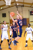 Ascension Christian vs. Ascension Catholic high school basketball {Photographer Michael Tortorich}
