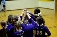 Ascension Catholic vs. East Ascension volleyball {Photographer Michael Tortorich}