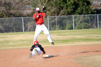 Donaldsonville vs. Pointe Coupee Central high school baseball {Photographer Michael Tortorich}