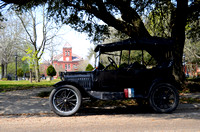 Red Stick Model A Ford Club in Donaldsonville {Photographer Michael Tortorich}