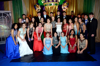 Ascension Catholic High School Prom 2016