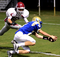 E.D. White vs. Vandebilt Catholic football {Sports photographer Michael Tortorich}