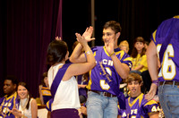 {Pep Rally} Ascension Catholic Homecoming 2014 vs. Ascension Christian {Photographer Michael Tortorich}