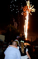 2014 Donaldsonville July 3rd Fireworks On The River {Michael Tortorich}