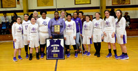 Ascension Catholic vs. Southern Lab High School Basketball 2018 {Photographer Michael Tortorich}