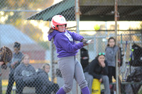 Ascension Catholic vs. Plaquemine Middle School Softball 2018 {Photographer Michael Tortorich}