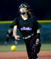 Denham Springs, Walker, Zachary Softball at St. Amant 2018 {Photographer Michael Tortorich}