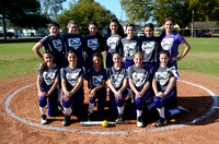 Ascension Catholic Middle School Softball 2018 {Photographer Michael Tortorich}