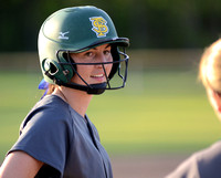 Maurepas vs. French Settlement High School Softball 2018 {Photographer Michael Tortorich}