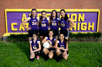 Ascension Catholic Middle School Volleyball 2018 {Photographer Michael Tortorich}