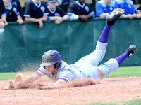 Ascension Catholic vs. St. Mary High School Baseball Playoffs 2018 {Photographer Michael Tortorich}