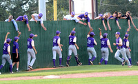 Ascension Catholic vs. Sacred Heart Baseball Playoffs 2018 {Photographer Michael Tortorich}