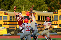 E.D. White vs. Assumption JV football {Photographer Michael Tortorich}