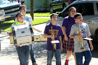 {Parade} Ascension Catholic Homecoming 2014 vs. Ascension Christian {Photographer Michael Tortorich}