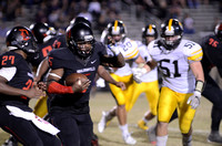 Donaldsonville vs. University High Football 2016 Photographer Michael Tortorich