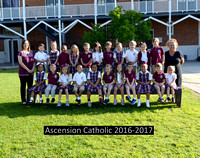 Ascension Catholic School 2016-2017 Spring Class Photos Pre-K-8th {Photographer Michael Tortorich}