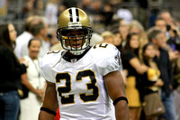 New Orleans Saints running back Pierre Thomas