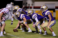 Ascension Catholic vs. Dunham high school football {Michael Tortorich}