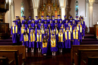 Ascension Catholic Baccalaureate Mass & Graduation 2017 {Photographer Michael Tortorich}