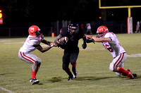 Donaldsonville vs. Assumption football {Sports photographer Michael Tortorich}
