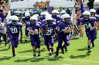Ascension Catholic vs. St. John Middle School Football {Michael Tortorich}