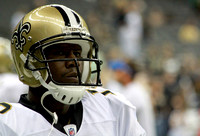 New Orleans Saints receiver Devery Henderson