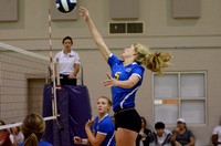 Livingston Parish Volleyball (Denham Springs, Live Oak, Springfield, etc.) {Photographer Michael Tortorich}
