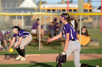 Ascension Catholic vs. Morgan City Softball {Photographer Michael Tortorich}