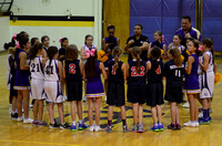 Ascension Catholic Middle vs. St. Jude and St. Alphonsus girls basketball