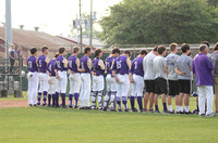 Ascension Catholic vs. St. Mary Baseball Playoffs {Photographer Michael Tortorich}