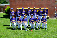 Ascension Catholic Middle School Baseball 2017 {Photographer Michael Tortorich}